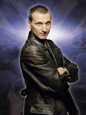 Christopher Eccleston as The 9th Doctor, Doctor Who