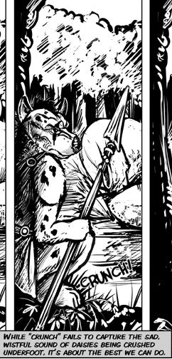 digger hyena