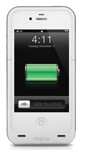 I have the Juice Pack Plus for iPhone 4/4S