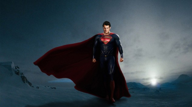 Kal-El, Man of Steel wallpaper, Superman