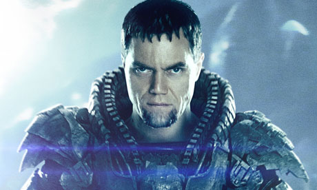 Zod from Man of Steel