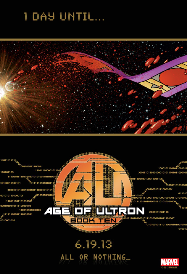Age of Ultron 10 Teaser Preview