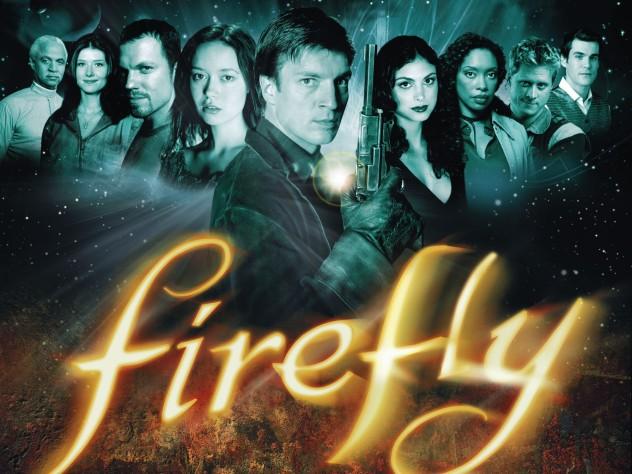 Firefly cast logo