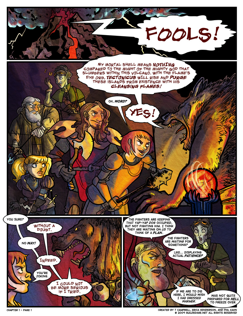 Page 1 Guilded Age