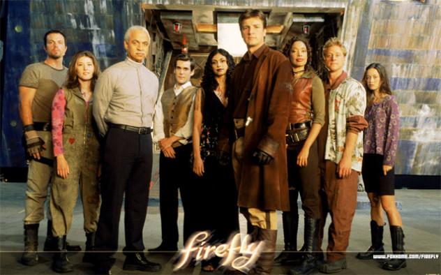 Firefly cast