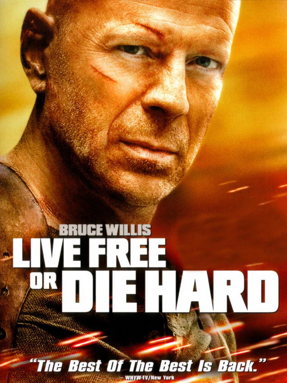 Live fast die hard movie