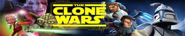 SW Clone Wars Banner