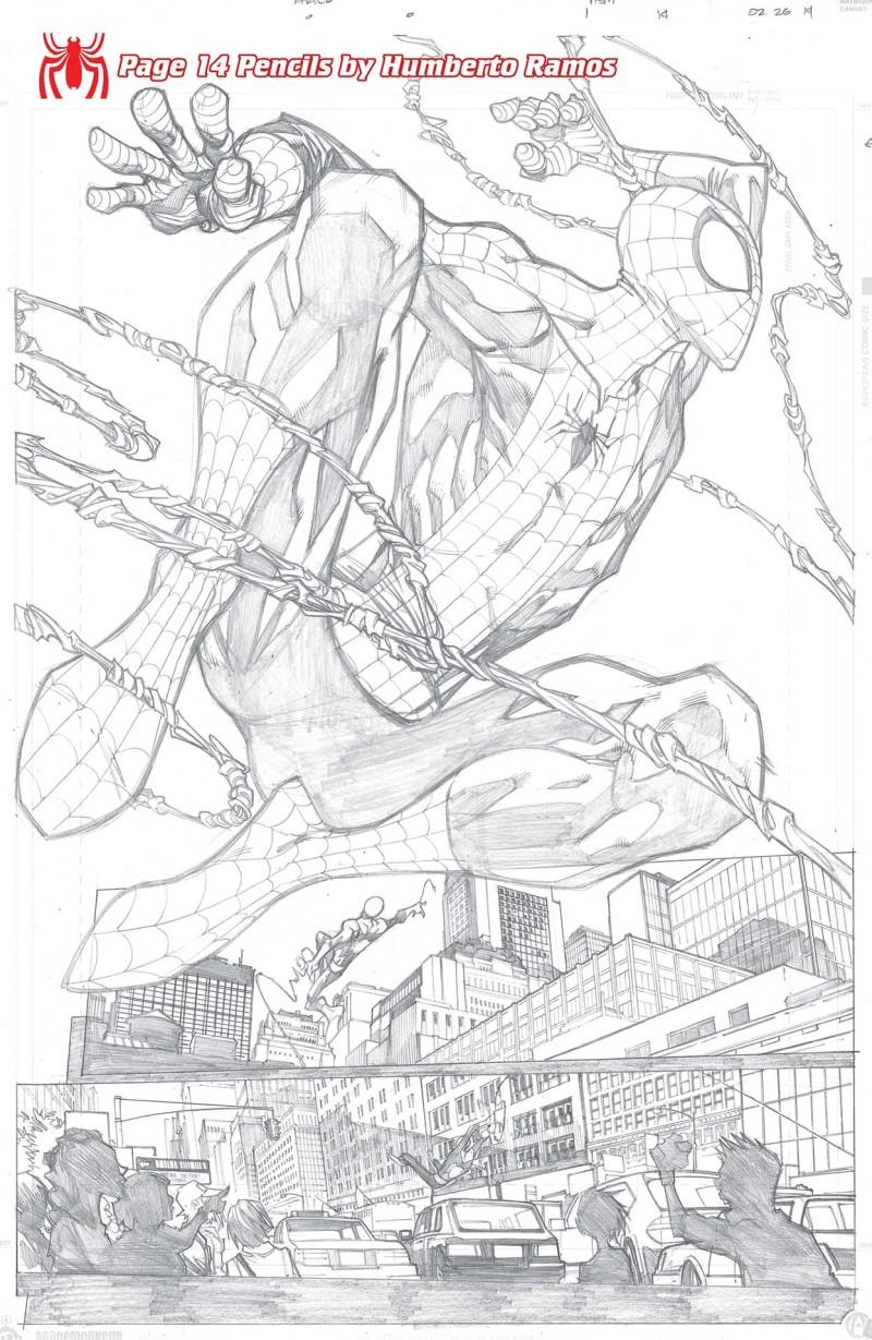 Amazing_Spider-Man_1_Pencils
