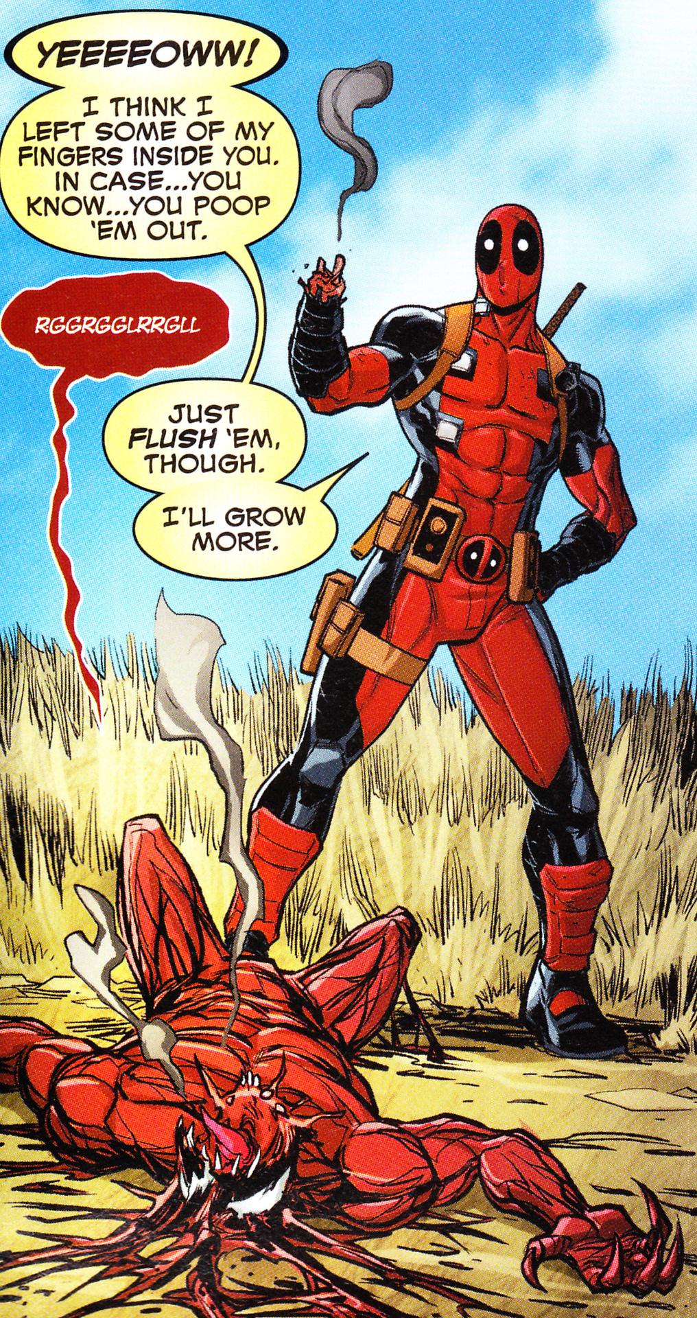 Deadpool Vs Carnage 1 Review Gonnageek Geek Podcasts Tech