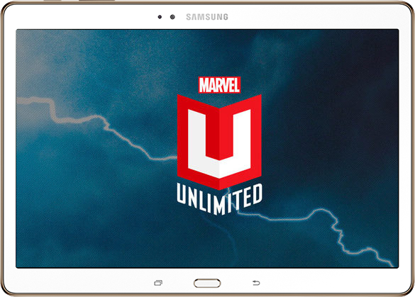 Samsung, Marvel Unlimited Deal