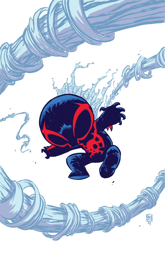 SPIDER-MAN-2099-1-variant-cover-by-Skottie-Young