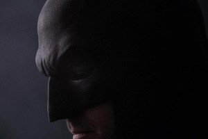Ben Affleck Batman SDCC Chin