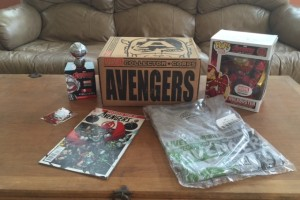 Marvel Crate: Avengers Age Of Ultron