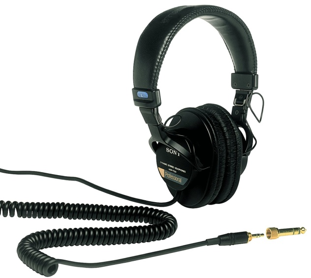 Sony MDR-7506 Professional Studio Monitoring Headphones
