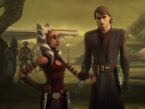 Anakin's relationship with his Padawan Ashoka is the #1 reason to watch the show