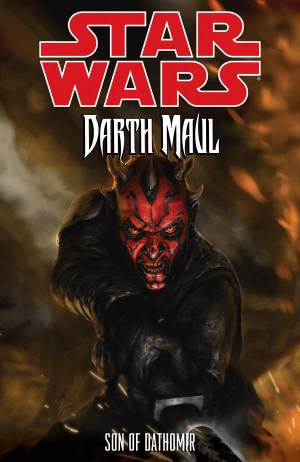 Star Wars: Darth Maul – Son of Dathomir is a four-issue comic book first published by Dark Horse in 2014.